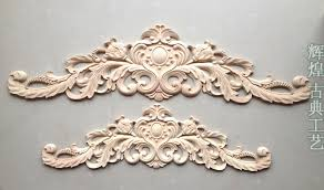 wooden appliques for furniture. dongyang wood carving fashion corners applique gate flower shavings carved furniture bed home decoration 160in statues u0026 sculptures from wooden appliques for