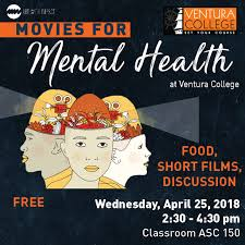 Ventura College Performing Arts Center Seating Chart Ventura College Presents Movies For Mental Health Art