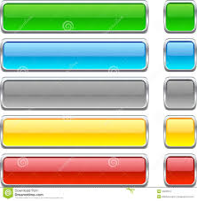 Web Buttons Stock Vector Illustration Of Gray Shiny