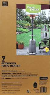 better homes and gardens standing steel