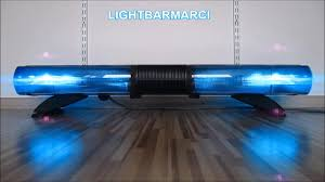 Federal Signal Solaris Light Bar Federal Signal Vama Phoenix Solaris Blue Lightbar