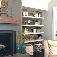 fireplace bookcase ideas fireplace bookcase ideas best fireplace shelves ideas on alcove shelving best best fireplace