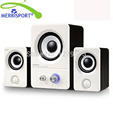 computer speakers white. merrisport usb powered computer speakers system ( kinbas x7) for gaming/music/movies white