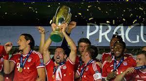 Der UEFA-Superpokal   UEFA-Superpokal