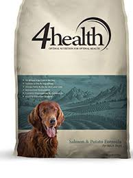 Amazon Com 4health Salmon Potato Formula Adult Dog Food 5