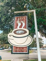 Carpe diem coffee & tea co 1281 hillcrest rd mobile. 4 Must Visit Coffee Shops In Mobile Alabama The Katherine Chronicles