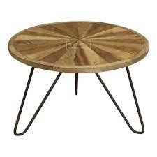 urban sheesham wood coffee table