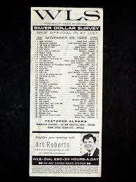Pop Charts 1966 1966 Wls Silver Dollar Survey Pop Music Dc5 Beach Boys