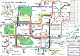 london map tourist attractions printable  justinhubbardme
