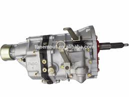 Toyota Hiace Hilux Gearbox For 4y Engine - Buy Engine And Gearbox ...