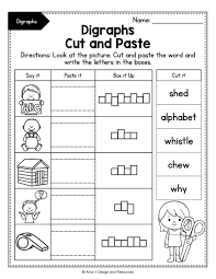 These free phonics worksheets explore the different ways that letters may sound. Digraphs Ch Sh Th Wh Worksheets Printable Worksheets And Activities For Teachers Parents Tutors And Homeschool Families