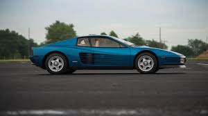In the opening narration, when jordan points out that his ferrari was white, not red, the car he is driving is a ferrari showy when it needs to be, but also quiet and contemplative. Ferrari Loses Testarossa Trademark In Germany To Toy Company