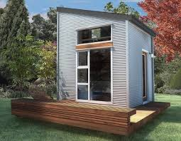tiny house construction. Example Of A Tiny House On Foundation Construction T