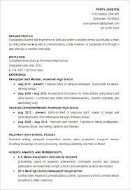 Resume Empty Format Resume Template Easy Http Www