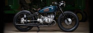 bmw r51 2 custom motorcycle by kontrast kreations