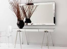 entryway console table. Mirrored Entryway Console Table N
