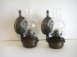oil lamp wall sconce oil lamp vintage rustic metal wall mounted set of 2 electric oil lamp wall sconce