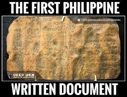 「laguna copperplate inscription translation日本語」の画像検索結果