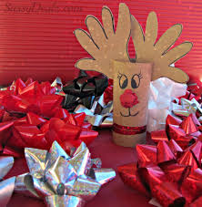 Paper Crafts For Christmas 20 Toilet Paper Roll Christmas Crafts For The Most Spectacular