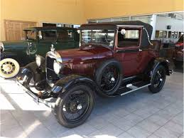 1929 Ford Model A for Sale on ClassicCars.com - 84 Available