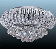 flush mount crystal light special modern flush mount crystal chandelier with 5 light flush mount