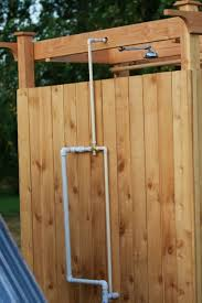outdoor showers hardware ideas shower soothing