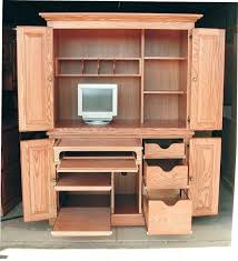 home office desk armoire. Home Office Desk Armoire Computer Also With A L Shaped  For Sale Toronto Craigslist Home Office Desk Armoire H