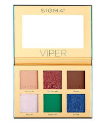 viper eyeshadow palette bysigma beauty free uk shipping