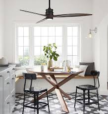 Our Top Picks Ceiling Fans In 40 Nooks Pinterest Dining Custom Ceiling Fan For Kitchen