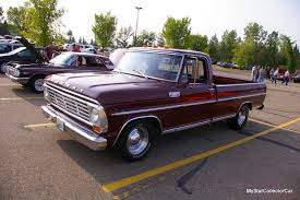 MARCH 2019: A 1967 MERCURY M-100 IS A CANUCK TRUCK FROM CANADA'S ...