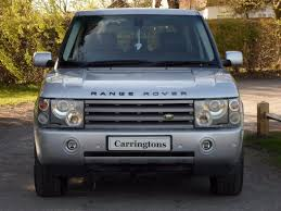 Used 2004 Land Rover Range Rover Td6 Hse for sale in Nr Brighton ...