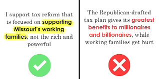 Fact I Want Tax Reform Focused On Missouris Working Families