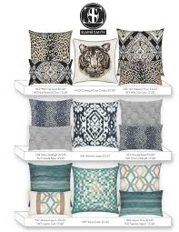 Elaine Smith Outdoor Pillows — Yard Art Patio & Fireplace