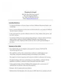 Christian Preschool Teachersume Sample Templates Administrator Cover
