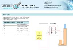 how to connect a rocker switch to a linear actuator actuator zone rocker switch wiring diagram