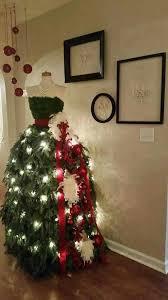 Pegboard Christmas Tree  Home Decorating Interior Design Bath Christmas Trees That Hang On The Wall