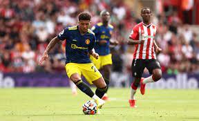 البوابة - رياضة | مانشستر يونايتد يتعادل مع ساوثهامبتون