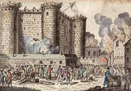 what was it like to be part of the french society on the th paris riffraff take over the bastille prison 14th 1789