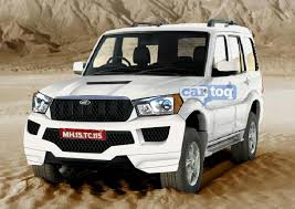 new car launches for diwali 20142014 Mahindra Scorpio SUV Facelift coming this Diwali