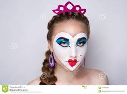 the queen of hearts art make up