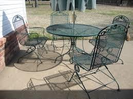 mesh patio chairs paint melissa