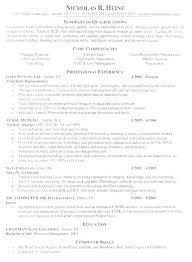 Build Resume For Free Delectable Sample Professional Resume Format Administrativelawjudge