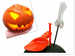 pumpkin carving tools for kids. new set of 5 pcs children pumpkin carving tools halloween stencils party toys\u0026games for kids o