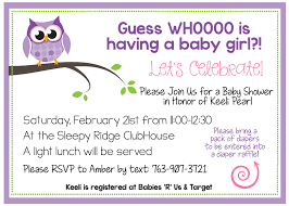 Baby Shower Invitation Backgrounds Free Fascinating Free Printable Owl Baby Shower Invitations Other Printables