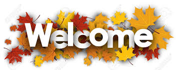 Image result for autumn welcome images