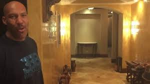 LaVar Ball Exclusive New House Tour ...