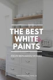 white paint benjamin moore best white paints