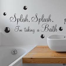 splish splash taking a bath bathroom