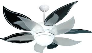 black flush mount ceiling fan. perfect black ceiling fan with light and remote 20 for your led flush mount