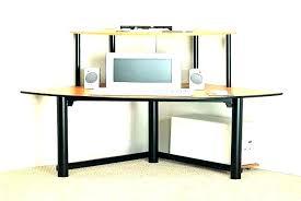 desk shelf unit over desk shelving corner desk shelf unit extra image 2 office study with